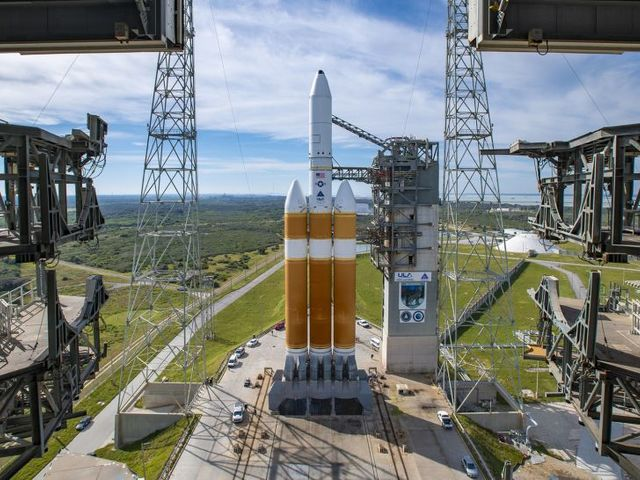 ULA Delta IV Heavy - NROL 44 küldetés