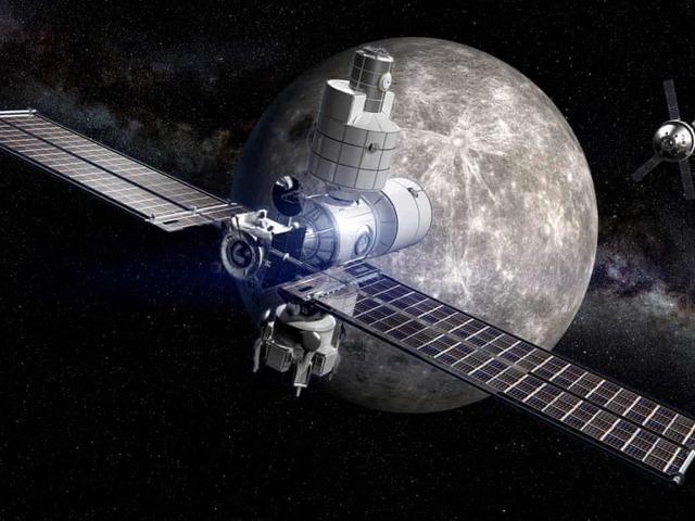 Fokozódó verseny a Hold erőforrásaiért