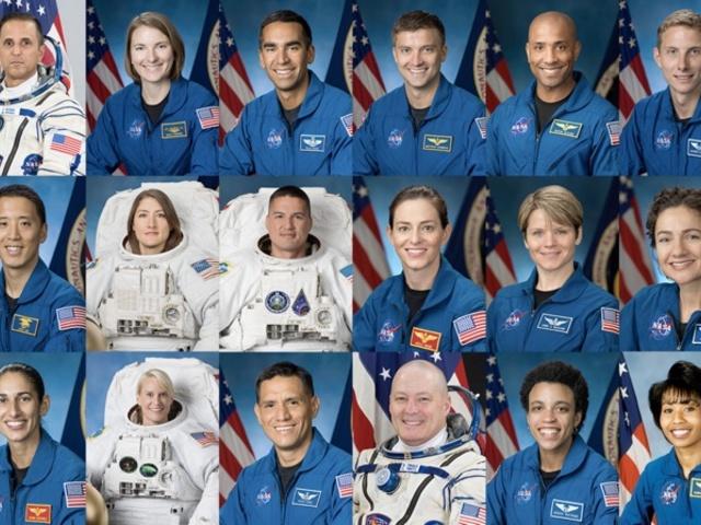 18 asztronautát választott ki a Nasa az Artemis programhoz.