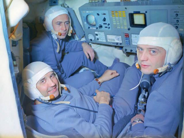 50 éve - a Szovjet űrkutatás fekete napja.