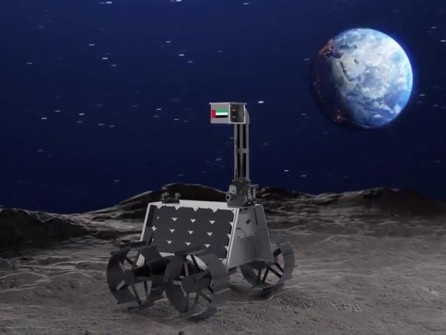 Az Emirátusok Japán partnerükkel már jövőre Rovert küld a Holdra