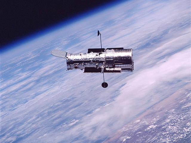 Már 31 éves a Hubble