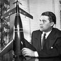 Wernher von Braun fantasztikus elképzelése: a Komprakéta
