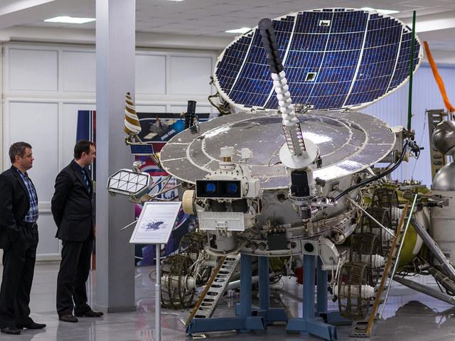 Virtuális séta az orosz űrhajózási múzeumban.