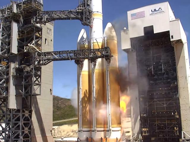 Titkos rakománnyal indult útra az egyik utolsó Delta IV rakéta
