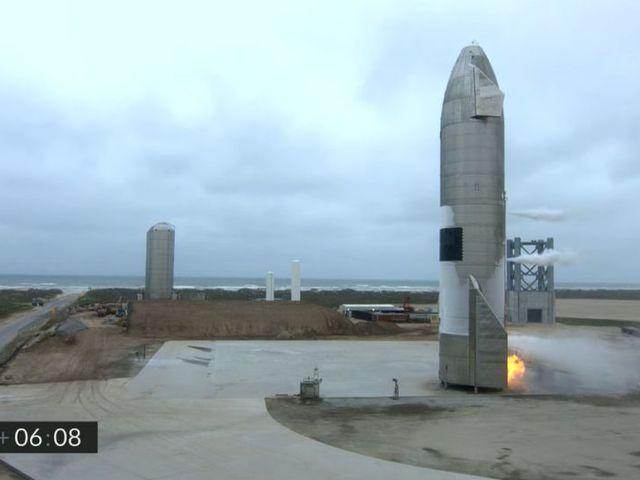 Sikeresen landolt a SpaceX Starship SN15 prototípusa