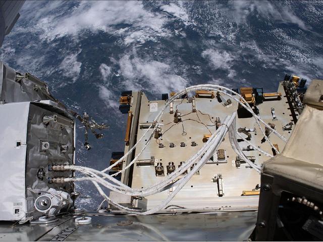 Szolgálatba állt a Bartolomeo platform a Nemzetközi Űrállomáson