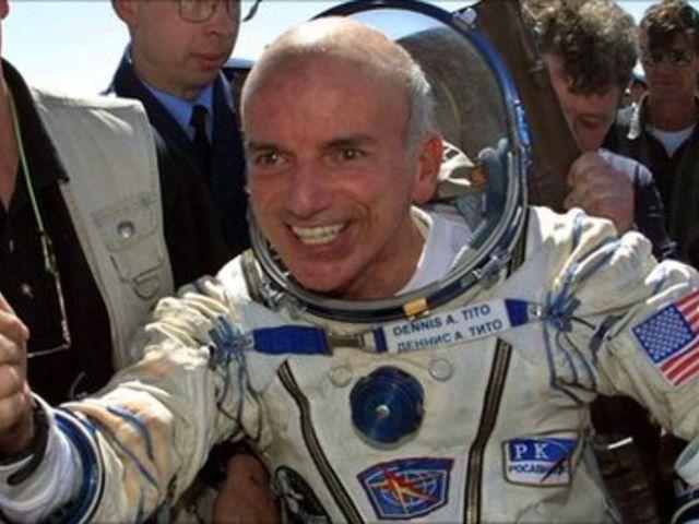 Húsz éve, hogy Dennis Tito lett a világ első űrturistája