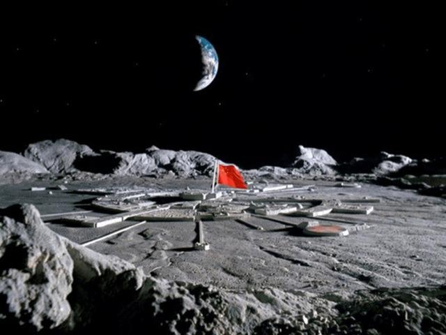 Oroszország és Kína közös Holdbázis létrehozásáról állapodott meg