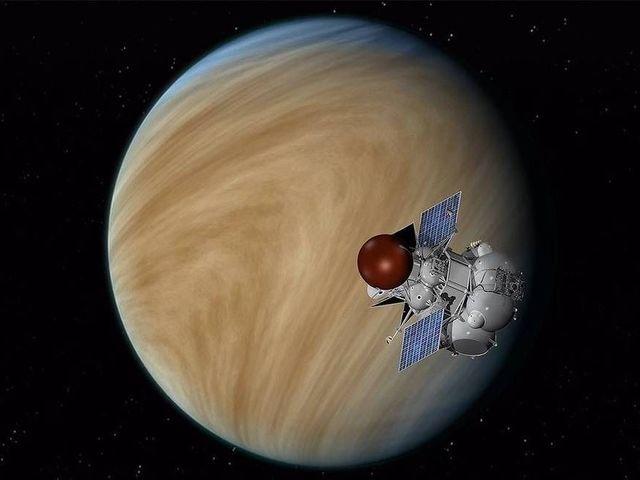 Megerősítették, a közös orosz-amerikai Vénuszra irányuló küldetést, aminek része a Venera-D landoló szonda.