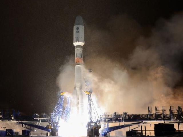 Orosz katonai műholdal indul a Soyuz 2.1b