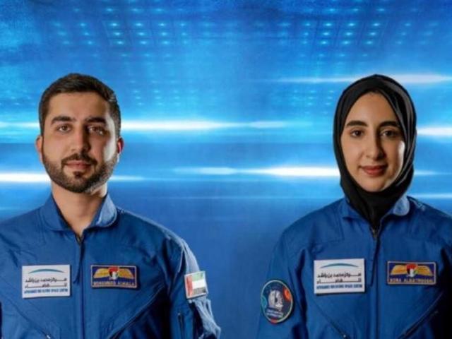 Az Egyesült Arab Emírségek bejelentette az arab világ első női űrhajósát.