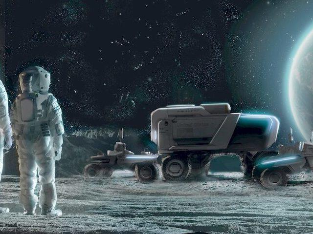 Új Hold rover építése került bejelentésre