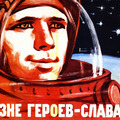 Szovjet űrprogram propaganda poszterei - 2. rész
