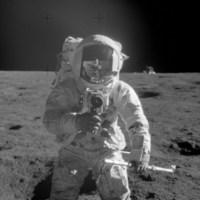 Tudtuk nélkül Playboy képekkel indultak Hold sétára az Apollo 12 űrhajósok