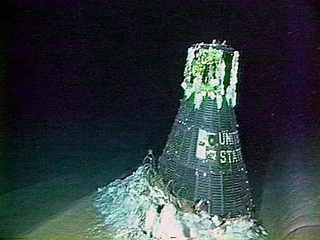 60 éves rejtély került megoldásra - Hogyan süllyedt el a Liberty Bell 7
