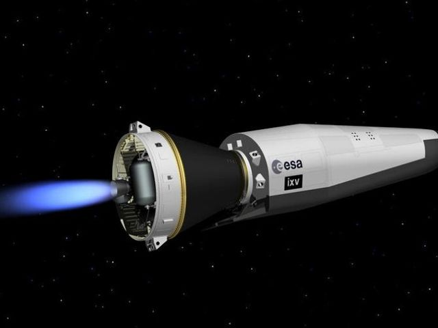 Európai robot Űrsikló program