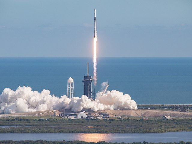 CRS-21 cargo mission SpaceX Falcon 9