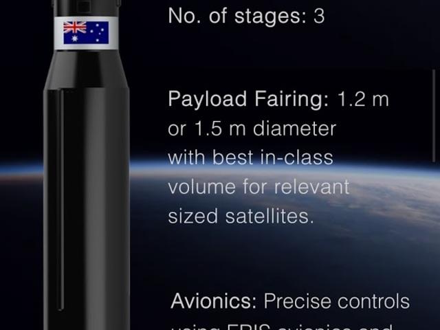 Ausztrál Rakéta startup egy lépéssel közelebb a célhoz.
