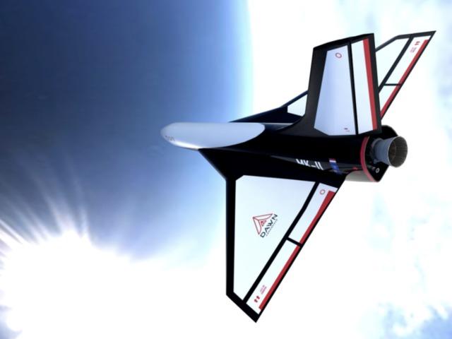 Dawn Aerospace Új-Zélandi rakéta startup
