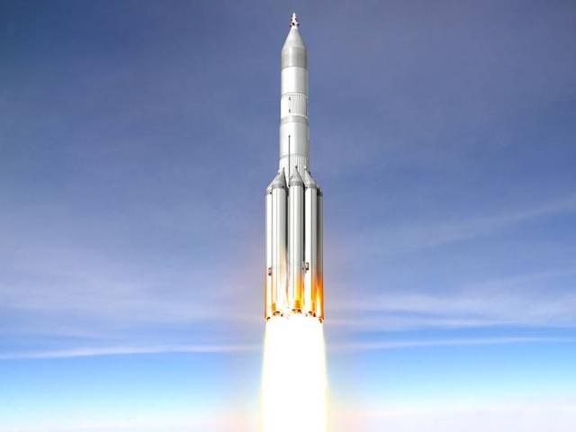 újrafelhasználható Orosz rakétakonceptek Yenisei Reloaded