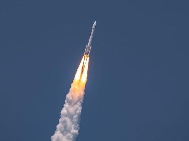 Atlas 5 rakéta indítás