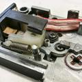 V2 gearbox kapcsolóhatároló törés