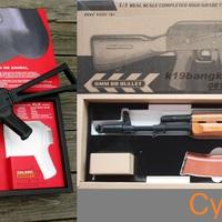 Örök kérdés: Cyma vagy Boyi AK-t?
