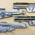 M14 platformok G&G vs Cyma - random tech képek