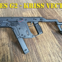 ARES G2 AEG Rifle - Kriss Vector