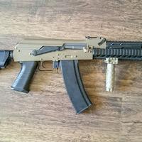 GFG23 - JG Gunfire módra