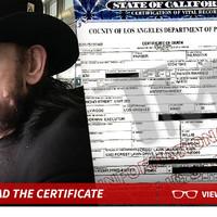 Prosztatarák és szívelégtelenség okozta Lemmy halálát
