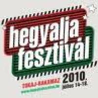 Hegyalja Fesztivál 2010, Harmadik nap, péntek