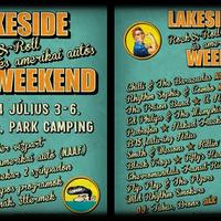 Ha csak 1 hétvégét buliznál végig nyáron, MOST kezdj pakolni! - Lakeside Rock'n'Roll Weekend 2014 @ Agárd