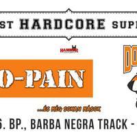Augusztusban Pro-Pain és Don Gatto a Barba Negra Trackben