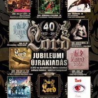 Lord 40 - Kalapács 50/30: újra kiadják a jubiláló rocksztárok teljes életművét
