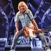 Meghalt Rick Parfitt, a Status Quo gitáros-énekese