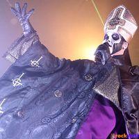 Egy gótikus-horror-Rammstein show a Ghost következő terve