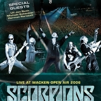 SCORPIONS – Live At Wacken Open Air 2006 (DVD)