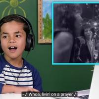 Bon Jovi = haj? A gyerekek megmondják!