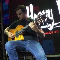 Judas Priest flamenco gitárra!!!