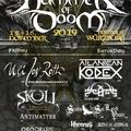 Hammer Of Doom Festival 2019 @ Würzburg, Posthalle, 2019.11.15-16.