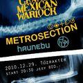 Grand Mexican Warlock, Metrosection & Haunebu @ Tűzraktér [KONCERTAJÁNLÓ]
