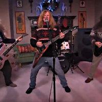 Álkarácsonyi kislemezzel sokkol a Megadeth