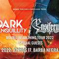 Dupla headliner turnéval jön Budapestre a Dark Tranquillity és az Ensiferum