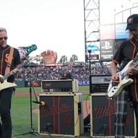 Jöhet az amcsi himnusz fél-Metallica módra?