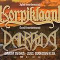 KORPIKLAANI & DALRIADA: különleges folk metal est várható novemberben a Barba Negrában!