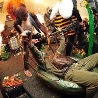 Farsangi ihletésű grindcore zsúr egy orosz óvodában