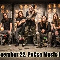 Novemberben Budapesten játszik a Children Of Bodom