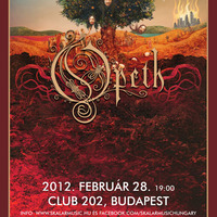 Februárban Budapesten játszik az Opeth